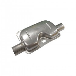 Exhaust silencer d 25m for Eberspacher heaters - 251864810100