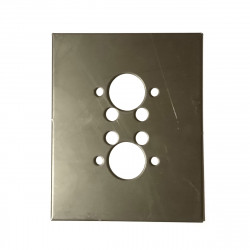 Universal floor mounting Plate