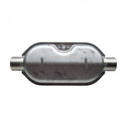 Exhaust muffler d 30 mm