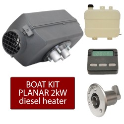 Planar 2kW KIT for SMALL BOAT