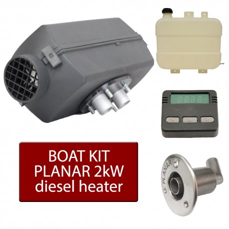 Planar 2kW SMALL BOAT KIT
