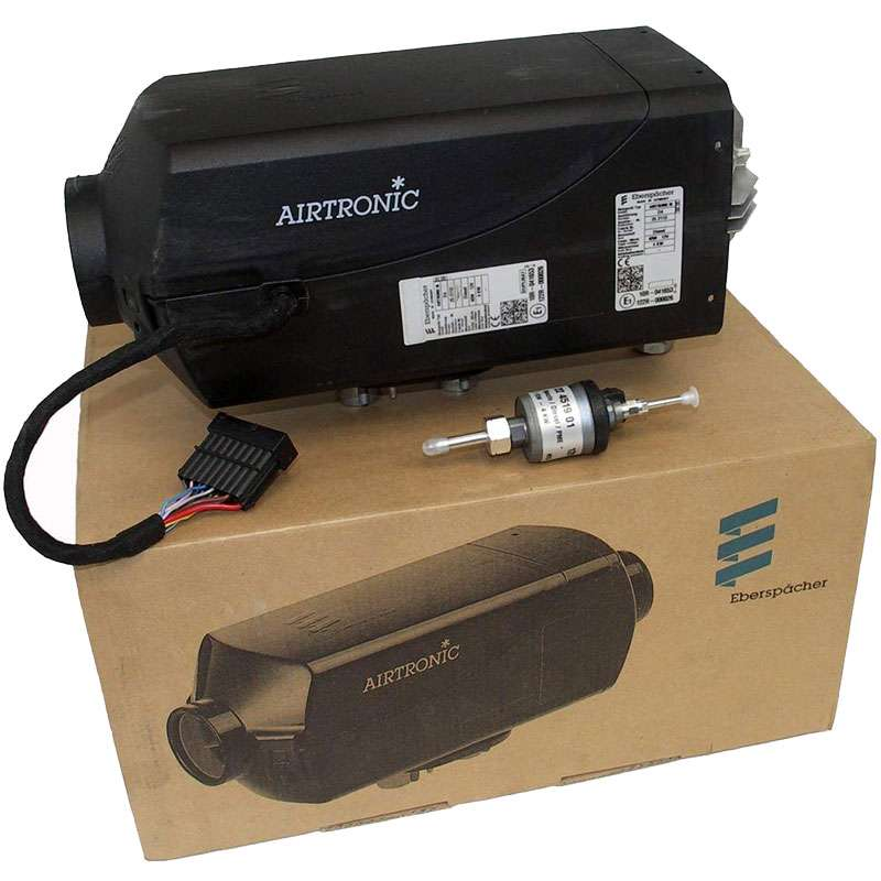 Airtronic D4 main body