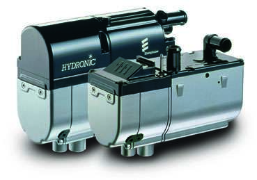 Hydronic D4WS heater