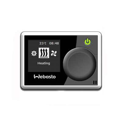 Webasto Oval 7-Day Timer 1533 for Webasto Heaters1301122C1322580A
